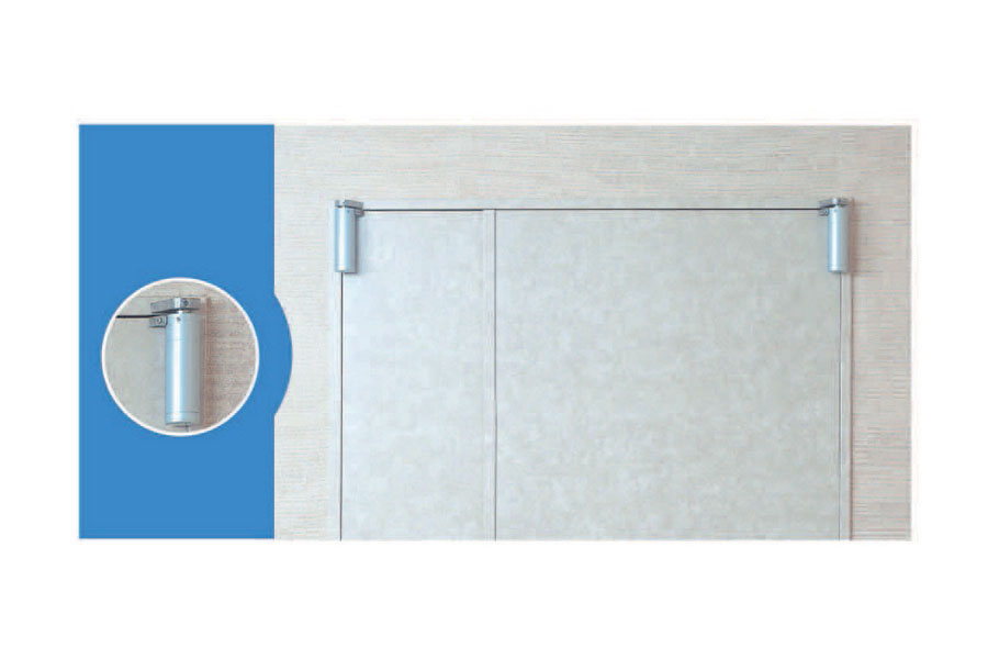Concealed Door closer - Door Closer - Photo 1