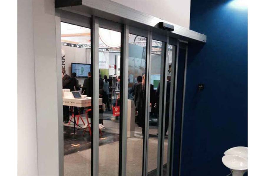 EDM 1830E 2S Slim - Automatic Door - Photo 1