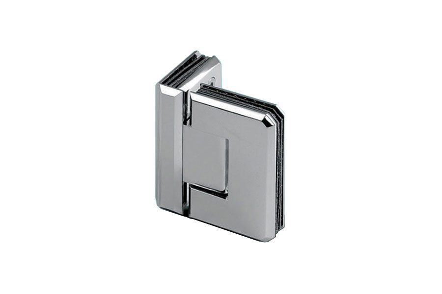 Shower hinge - Door Hardware - Photo 1