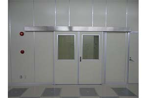 Automatic Magnetic Door / NHN