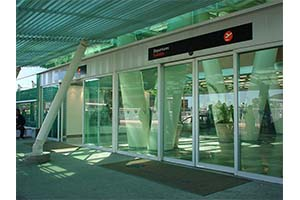 NHN Automatic Sliding Door