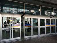 NHN Company Automatic Door Project For Airports And Stations , num1