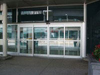 NHN Company Automatic Door Project For Airports And Stations , num3