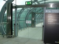 NHN Company Automatic Door Project For Airports And Stations , num4