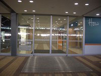 NHN Company Automatic Door Project For Airports And Stations , num8