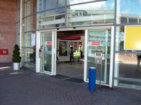NHN Company Automatic Door Project For Airports And Stations , num19