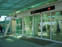 NHN Company Automatic Door Project For Airports And Stations , num2