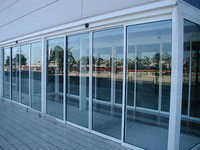 NHN Company Automatic Door Project For Airports And Stations , num20