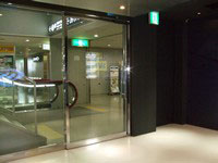 NHN Company Automatic Door Project For Airports And Stations , num22