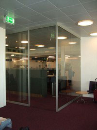 NHN Company Automatic Door Project For Airports And Stations , num5
